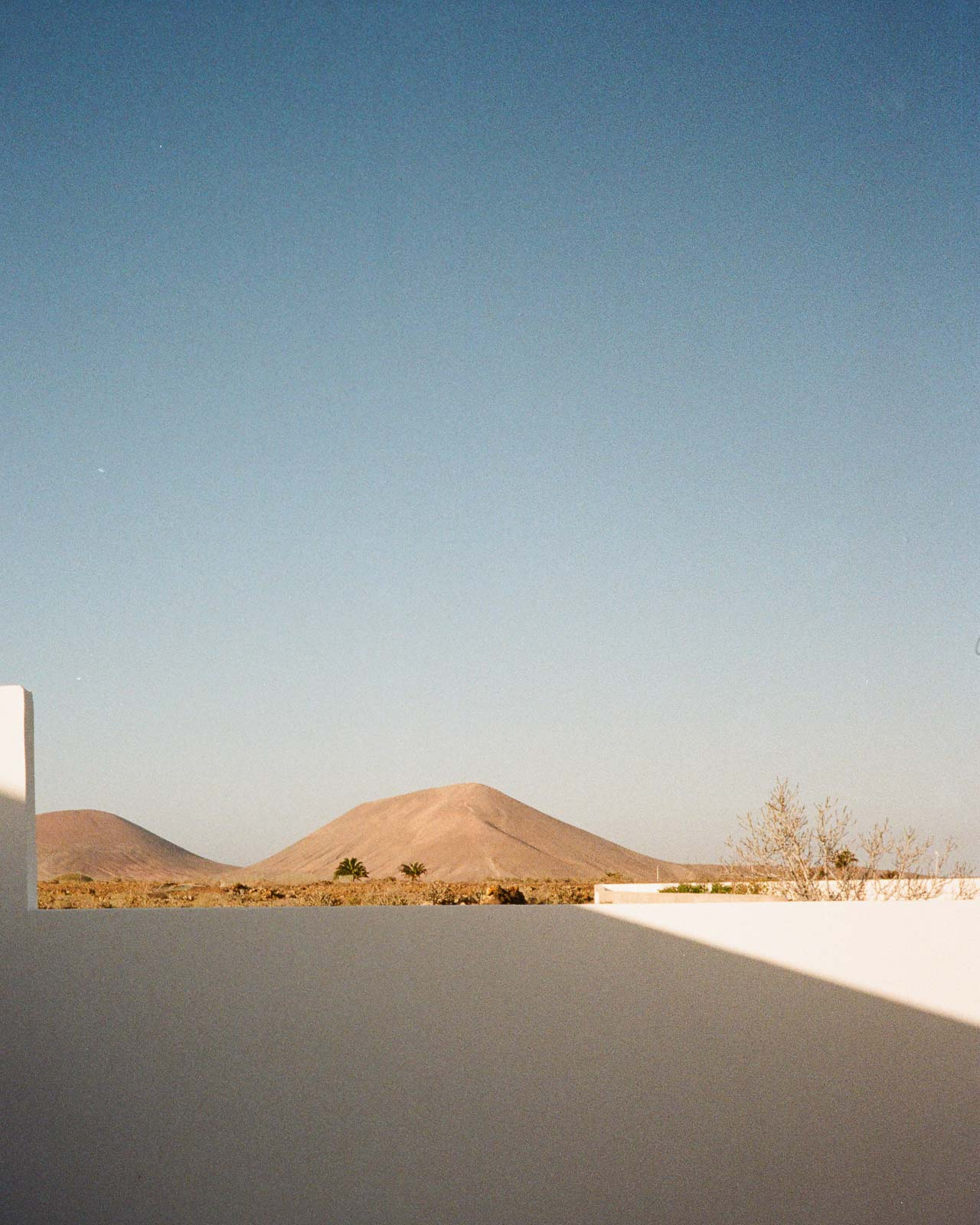 analog diary 2020 by storm wes shot with yasica t4 on Kodak gold film in Lanzarote