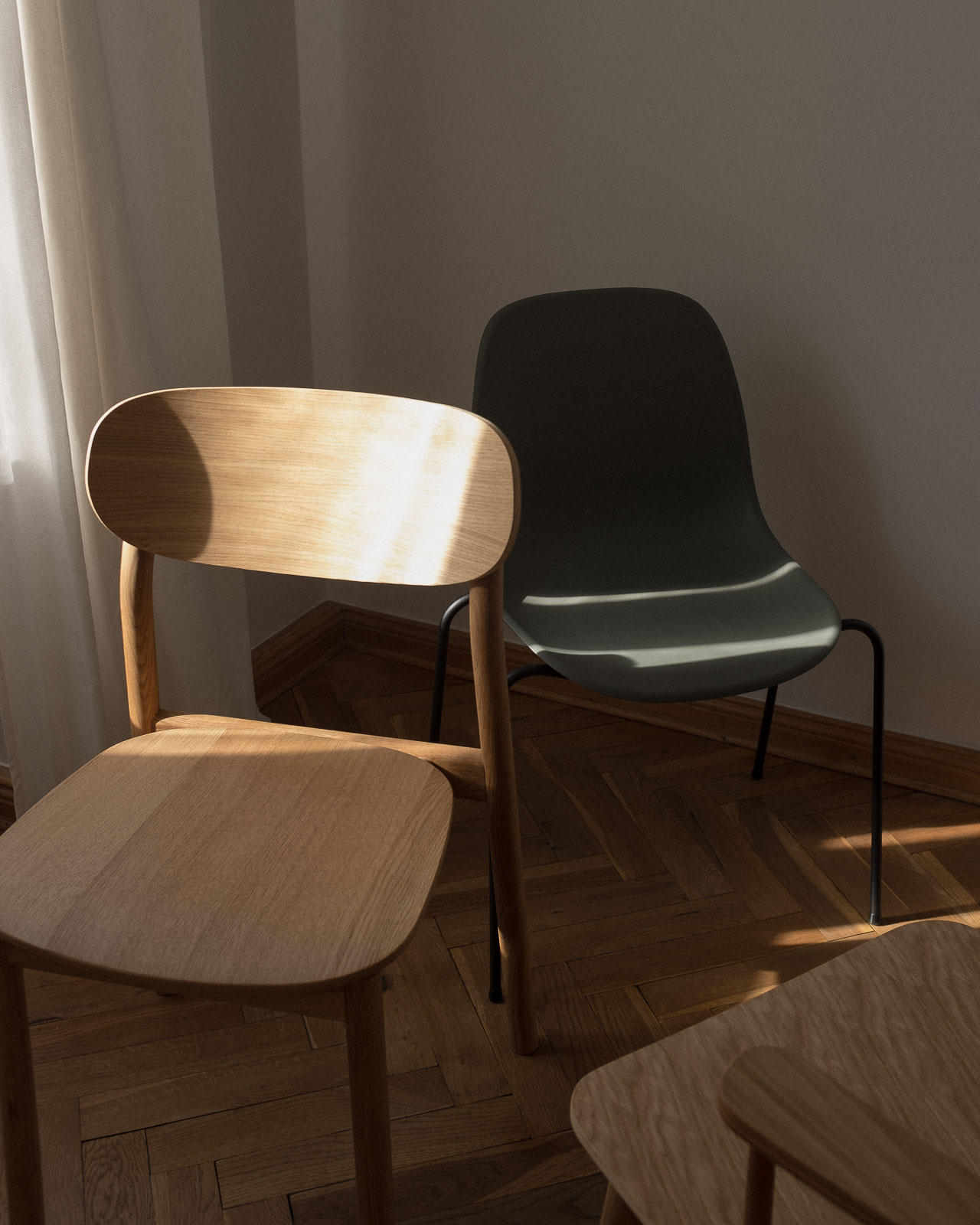 interior by stormwes with mycs chairs styng, pryme and chayr