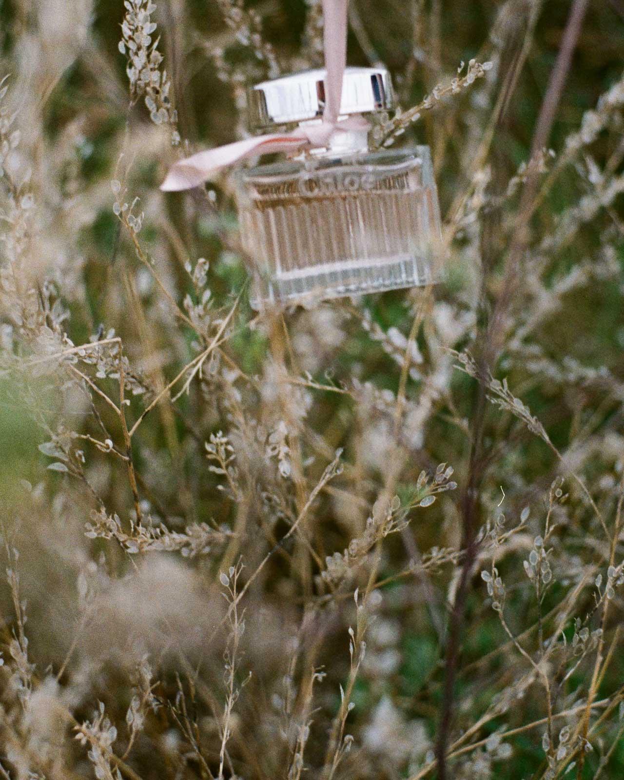 Chloé L'eau perfume shot by Marius Knieling