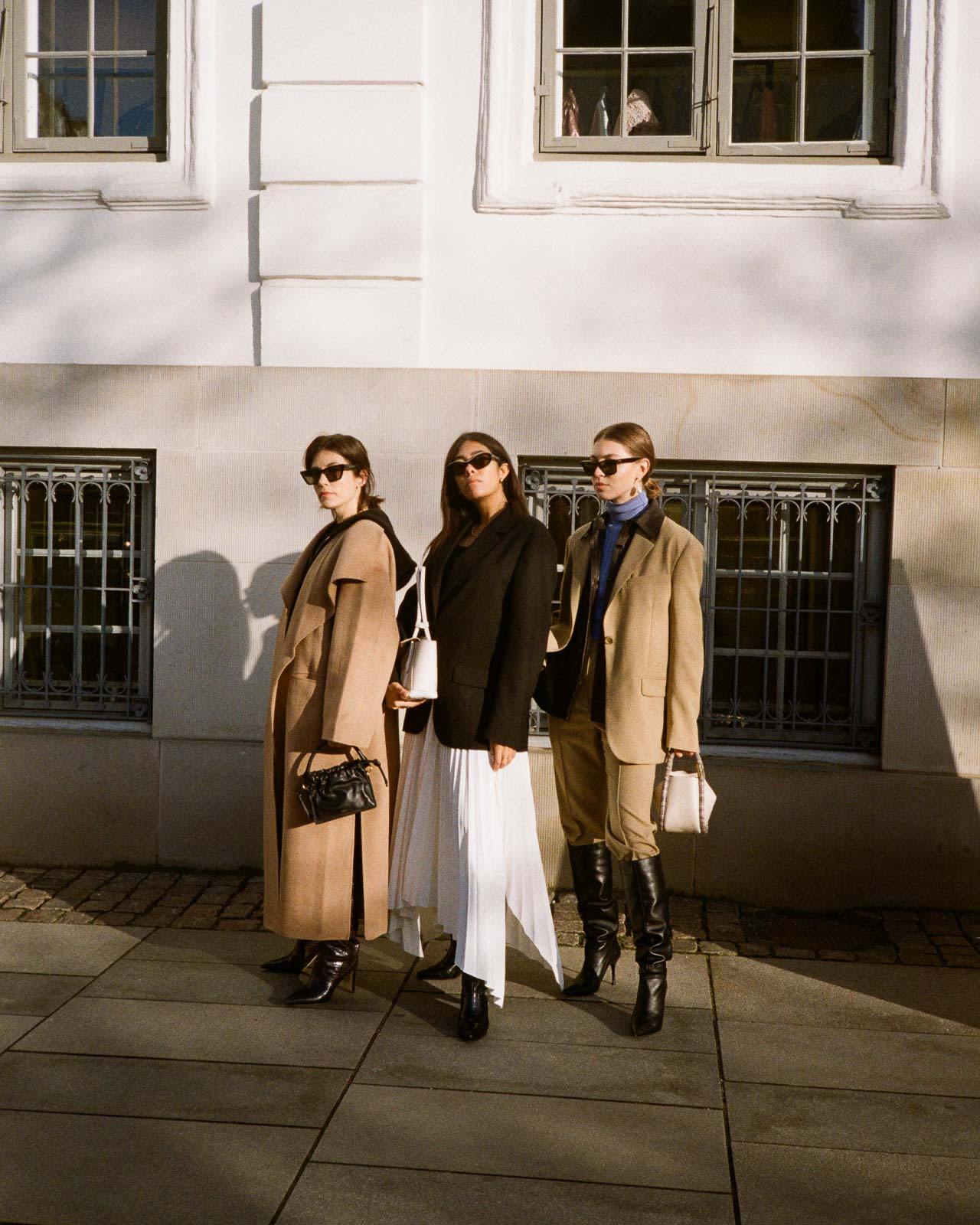 Copenhagen Fashion Week AW2020 with Carola Pojer, Storm Westphal and Swantje Soemmer